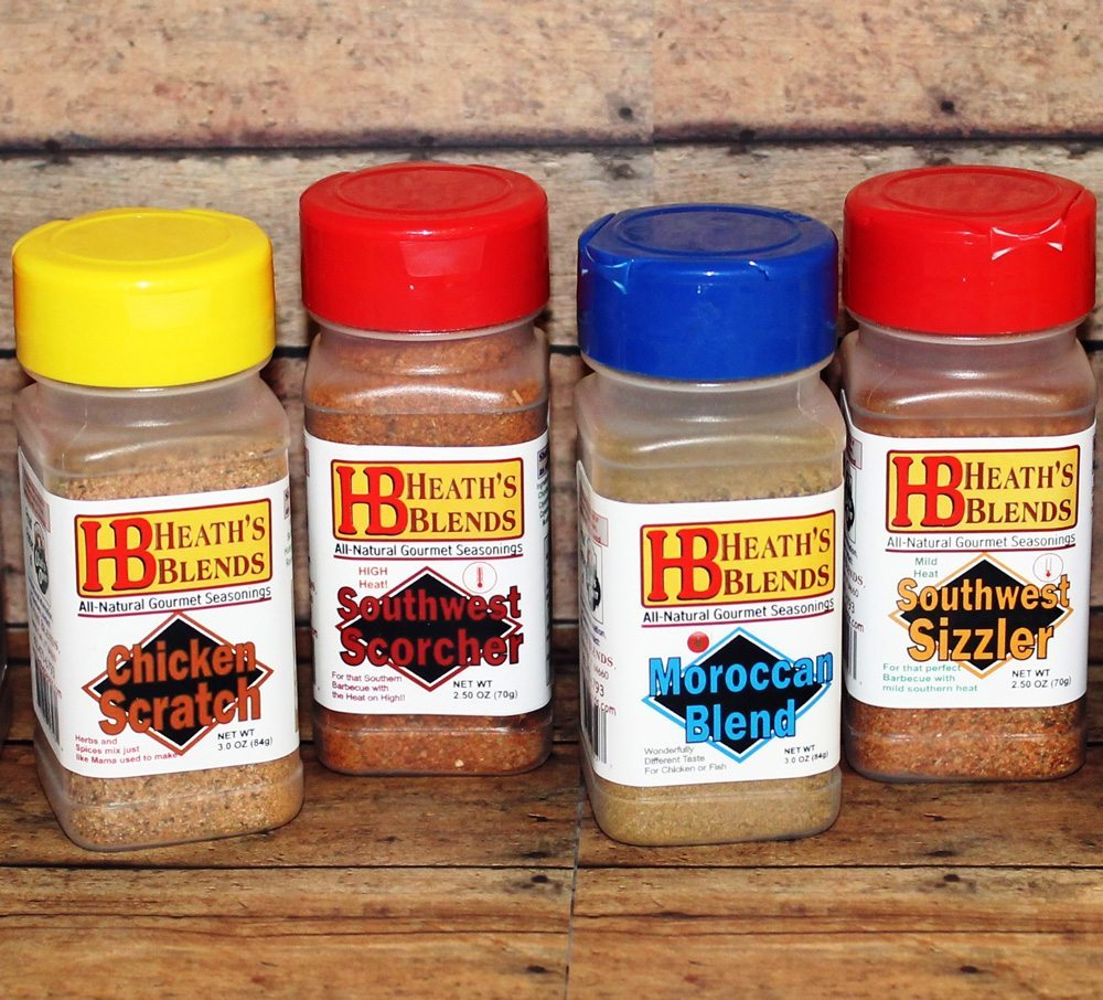 4-Pack Seasoning