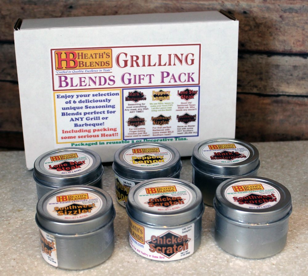 Grilling Gift Pack