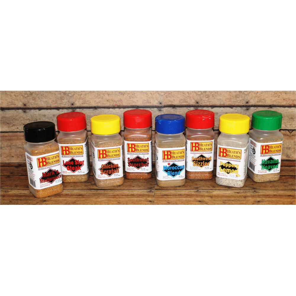 8-Pack Seasoning Set
